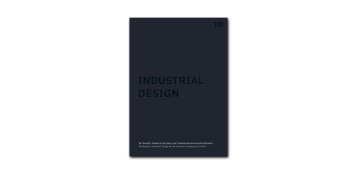 picture of the report. industrial design at the technical university of munich